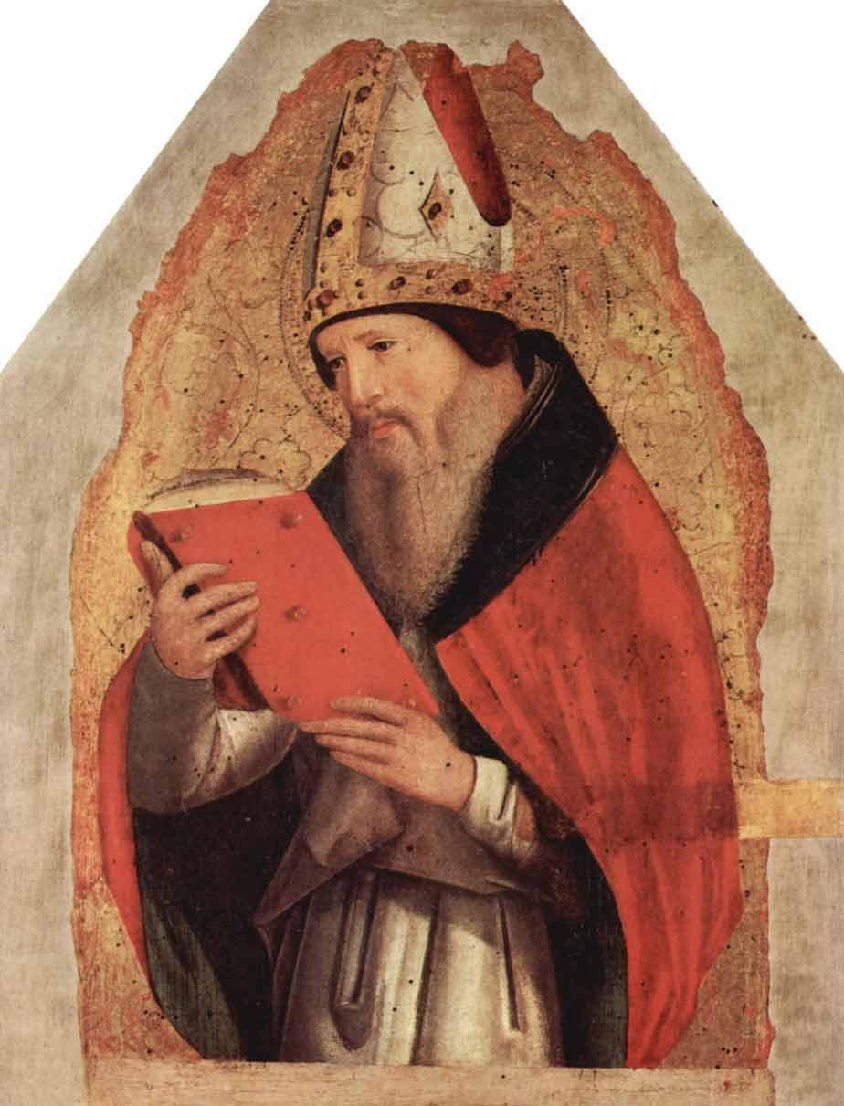 San Agustín visto y explicado por Benedicto XVI 2