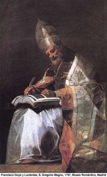 San Gregorio Magno - 3 de septiembre 1