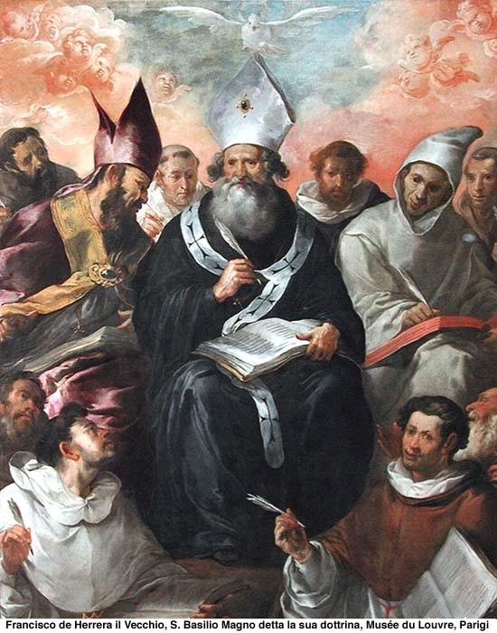 San Basilio de Cesarea  - 2 enero 1
