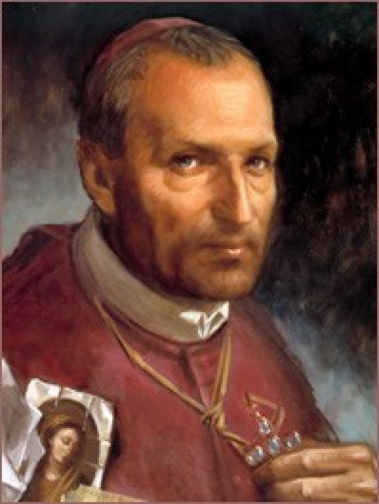 San Alfonso María de Ligorio - 1 de agosto 1
