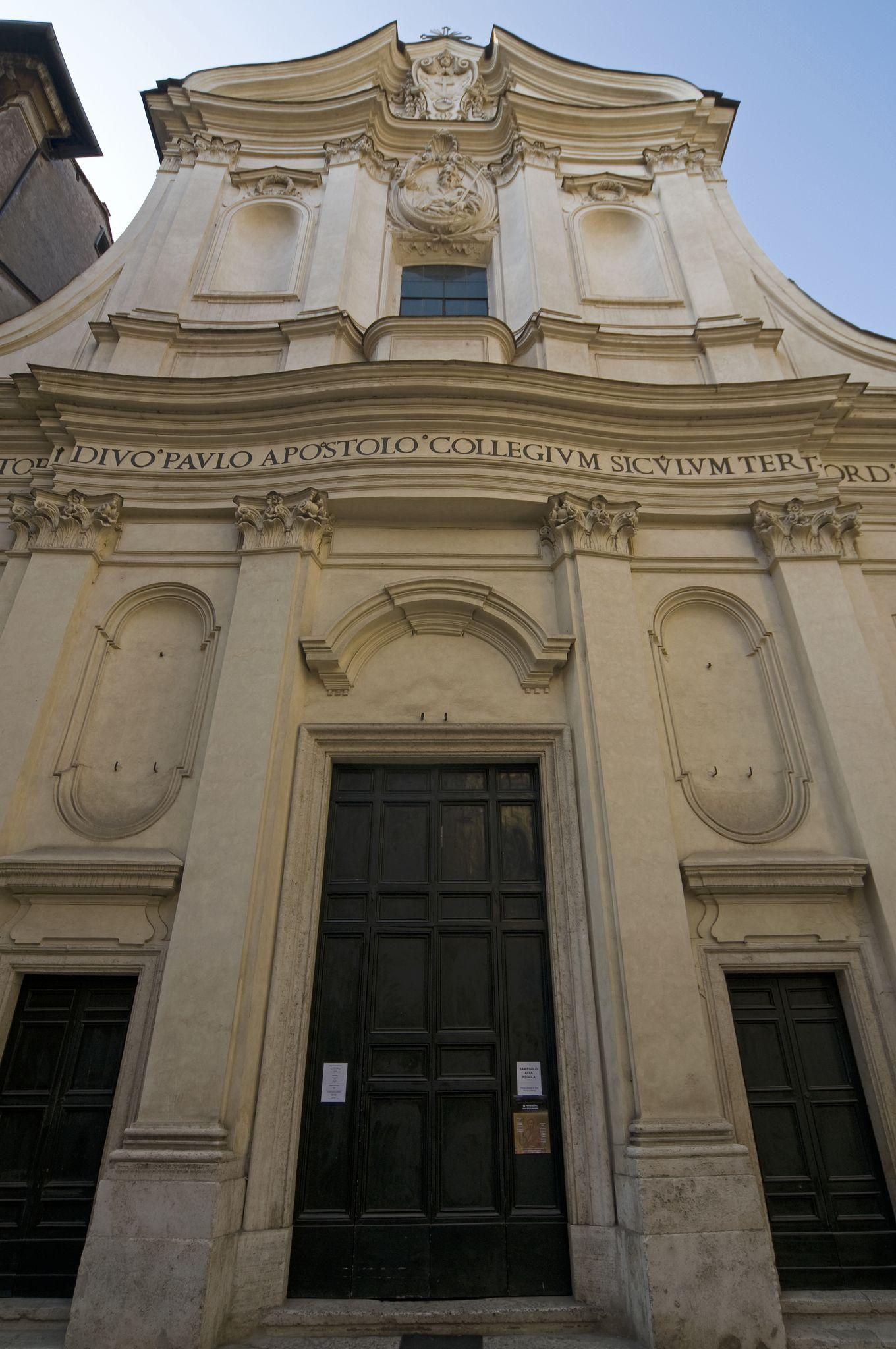 Basílica de San Pablo Extramuros en Roma 1