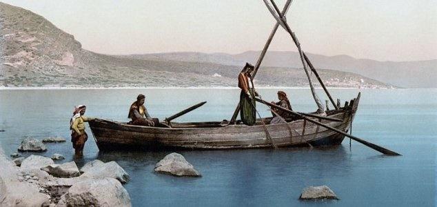 Tempestades en el mar de Galilea 1