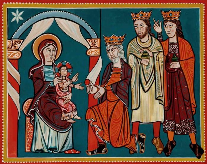 Los orígenes de la fiesta de la Epifanía 1