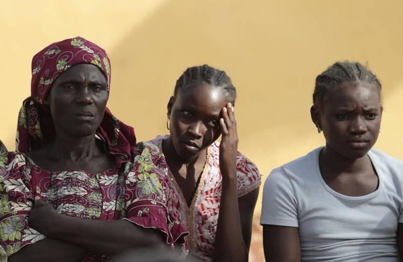 Miles de personas escapan de Nigeria perseguidos por Boko Haram 1