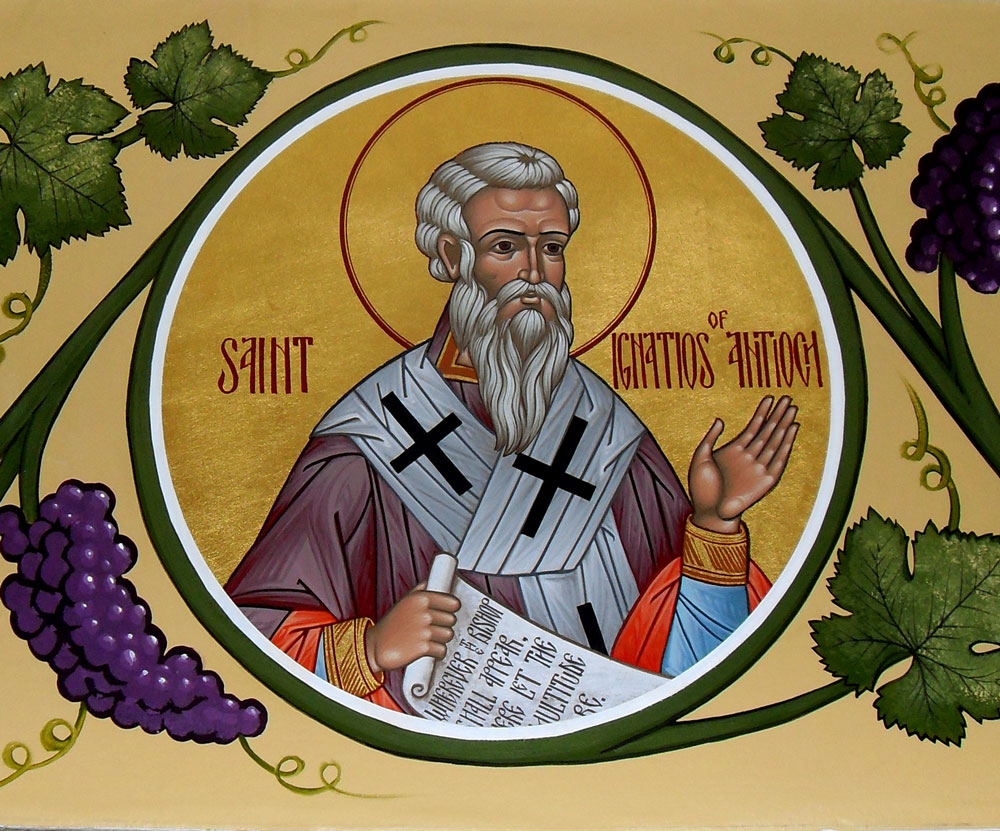 San Ignacio de Antioquía - 17 de octubre 1