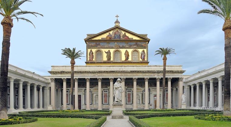 San Pablo en Roma 4