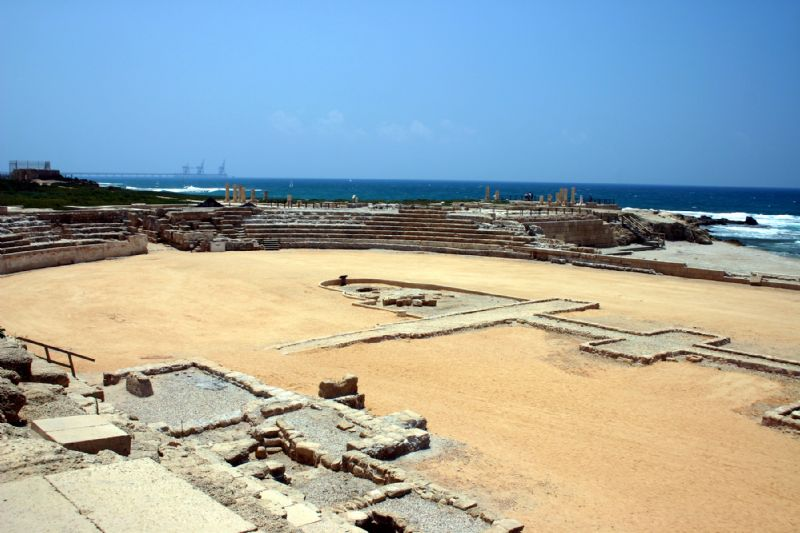 Cesarea Maritima - Tierra Santa 3