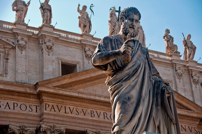 ¿Sabes quién era Simón Pedro el primer Papa de la Iglesia Católica? 3