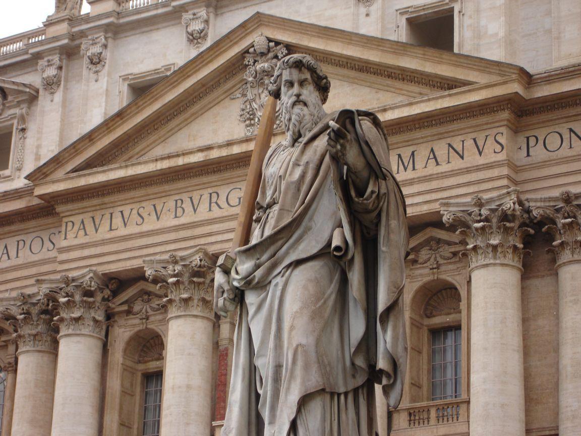 Basílica de San Pablo Extramuros en Roma 2