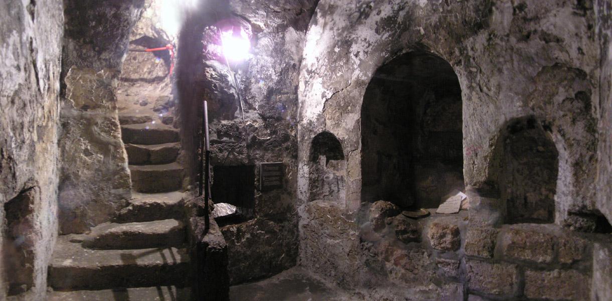 Betania - El Santuario de Lázaro, Marta y María 2