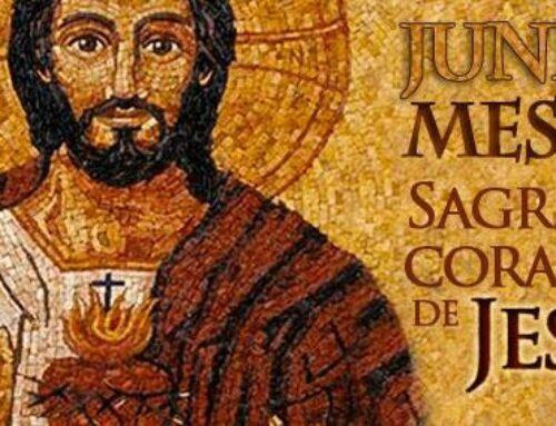"""Junio es el mes del Corazón de Jesús – """"Corazón de misericordia"""""""