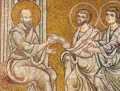 Santos Timoteo y Tito – 26 enero