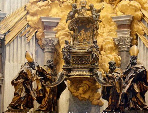 La Cátedra de San Pedro – 22 de febrero