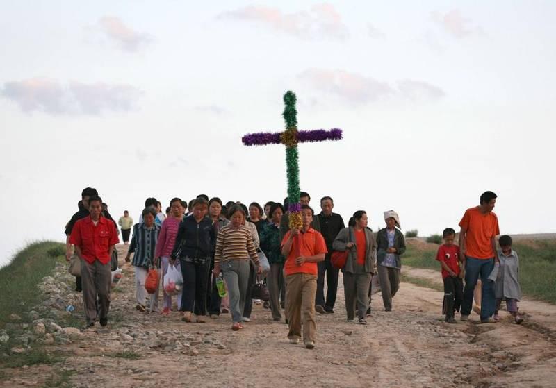 El Papa se une a la oración de los católicos de China y recuerda a los cristianos perseguidos 1