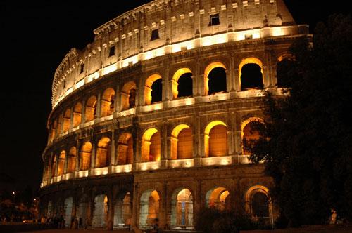 El Coliseo Romano - Anfiteatro Flavio 2