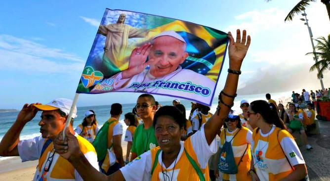 La JMJ de Rio de Janeiro y los Primeros Cristianos 1