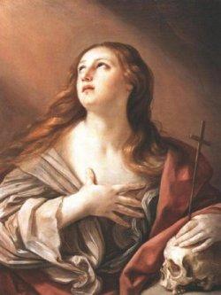 Santa María Magdalena  -  22 de Julio 2