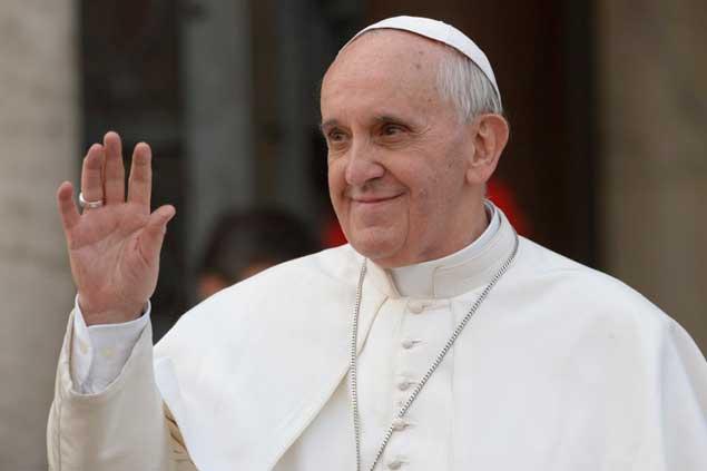 Cumpleaños del Papa Francisco – 17 de diciembre