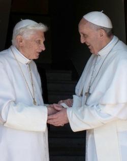 """Síntesis de la Encíclica publicada a manos de Benedicto XVI y Francisco: """"Lumen Fidei"""" 1"""