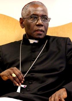 Entrevista al Cardenal Robert Sarah 1