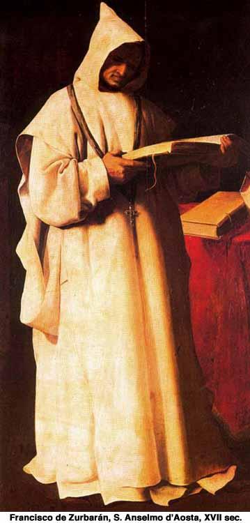 San Anselmo de Canterbury - 21 de abril 1