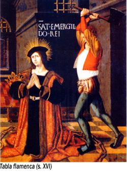 San Hermenegildo - 13 deabril 1