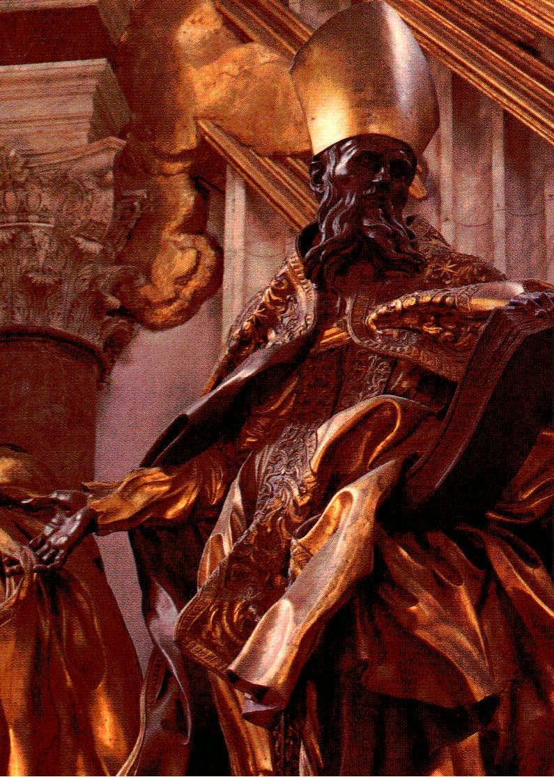 San Agustín visto y explicado por Benedicto XVI 4
