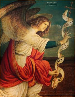 San Miguel, San Gabriel y San Rafael Arcángeles - 29 septiembre 2
