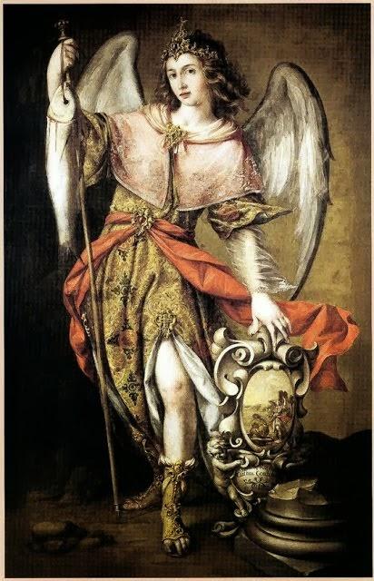 San Miguel, San Gabriel y San Rafael Arcángeles - 29 septiembre 3