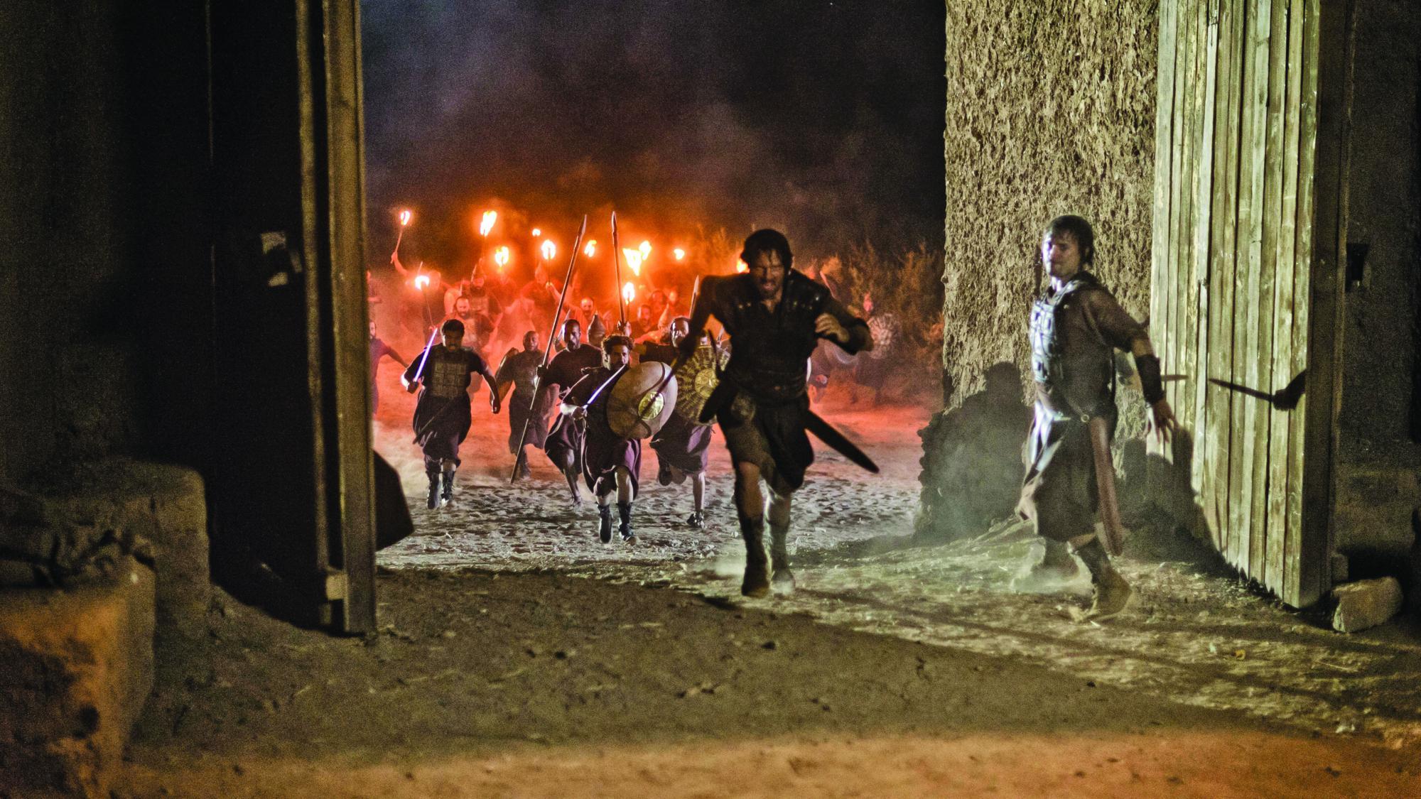 """La teleserie """"La Biblia"""", a punto de dar el salto a los cines 2"""
