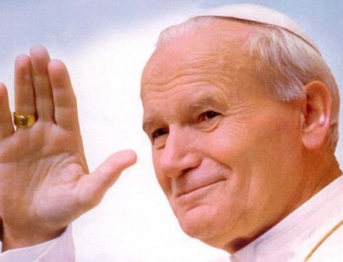 Video aniversario de la muerte de Juan Pablo II – 2 abril 2005