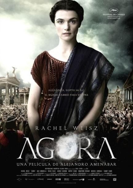 """ÁGORA"" - CRÍTICA CINEMATOGRÁFICA DE LA PELÍCULA 4"
