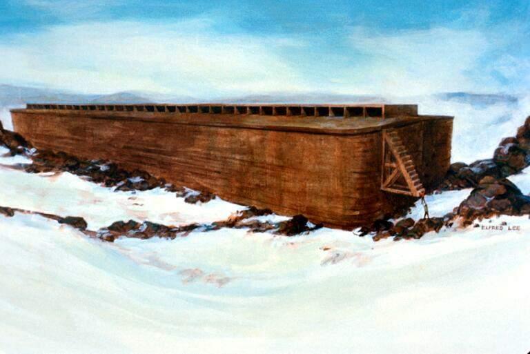 Expertos siguen buscando el Arca de Noé en el monte Ararat 2