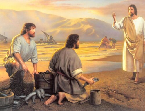 Tres vocaciones frustradas – Hubo quien siendo llamado por Jesús  no le siguió