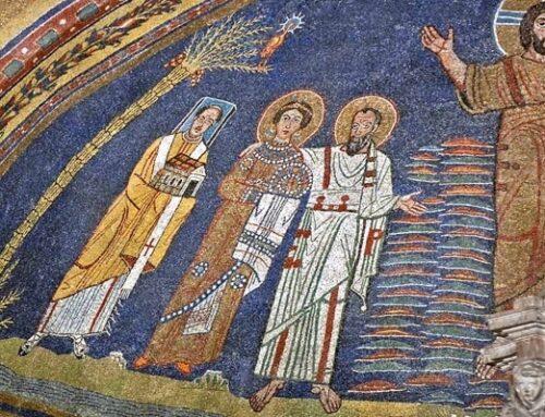 Santa Práxedes  –  21 de julio