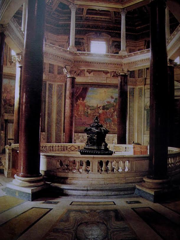Baptisterio de San Juan de Letrán 3