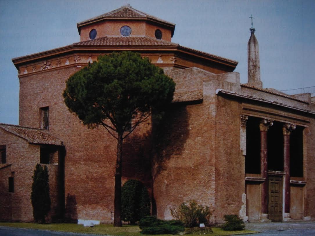 Baptisterio de San Juan de Letrán 1