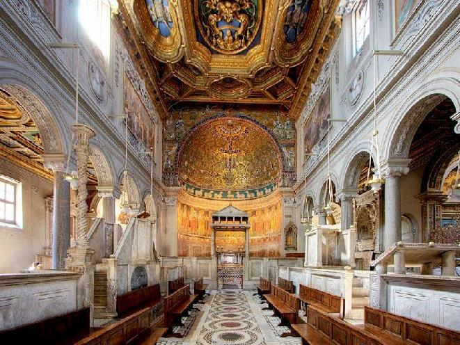 Basílica San Clemente Romano 3