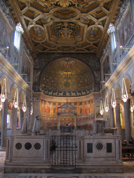 Basílica San Clemente Romano 2