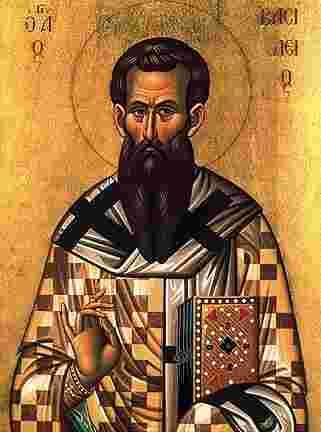 San Basilio de Cesarea - 2 enero 2