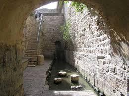 Betania - Excavaciones en torno a la tumba de Lazaro 2