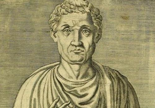 Boecio,  venerable filósofo y mártir - 27 de mayo 1
