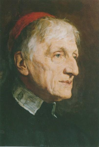 """""""Newman se dedicó a la historia del cristianismo primitivo"""" 1"""