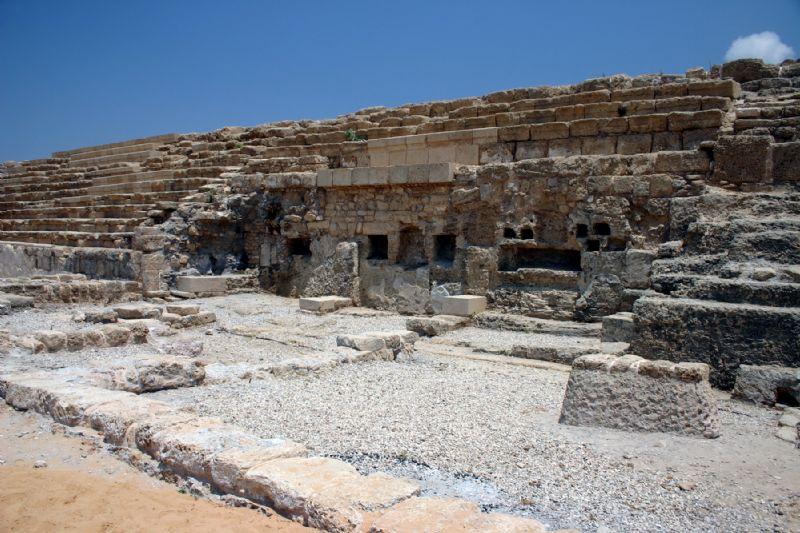 Cesarea Maritima - Tierra Santa 4