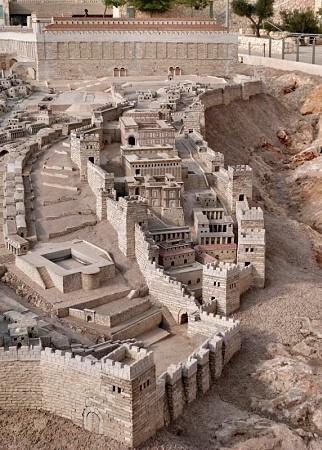 Localizan en Jerusalén los restos de la ciudadela griega de Acra 1