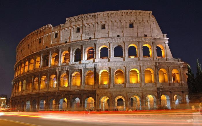 6 cosas que quizás no conocías del Coliseo, el ícono más famoso de Roma 1