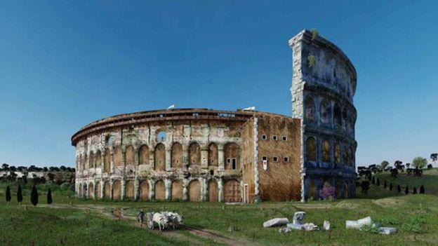 6 cosas que quizás no conocías del Coliseo, el ícono más famoso de Roma 4
