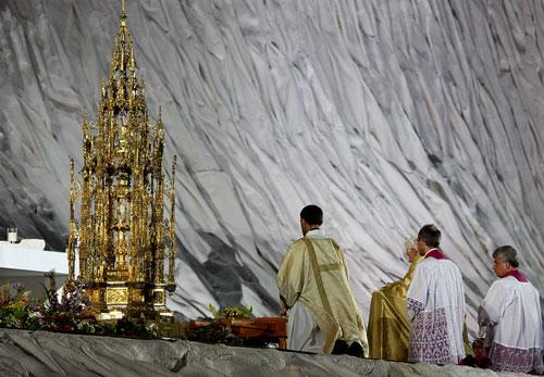 Solemnidad del Corpus Christi 3