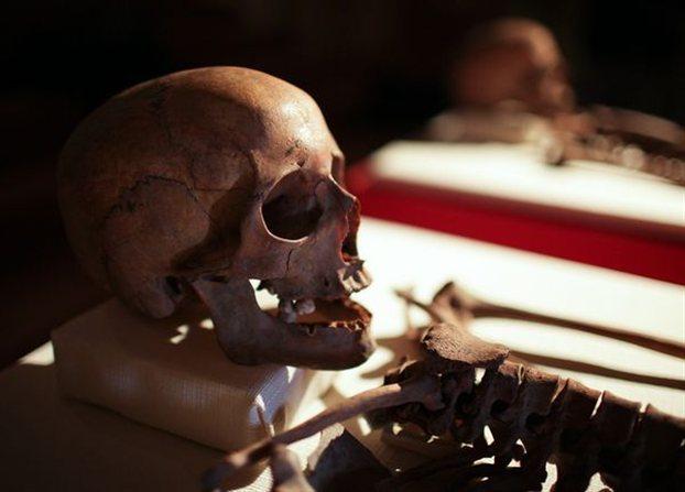 National Geographic cree que unos restos óseos podrían ser de los santos Daría y Crisanto, mártires del siglo III 1
