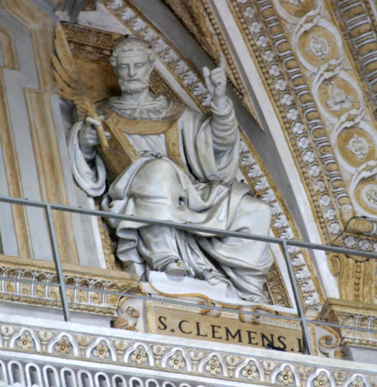 san clemente romano
